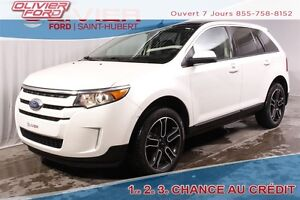 2014 Ford Edge WOW 31880KM SEL CUIR TOIT NAVIGATION