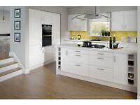 Gower Paris White Gloss Kitchen For Sale