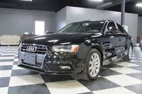 2013 Audi A4 2.0T QUATTRO POWER SUNROOF LEATHER