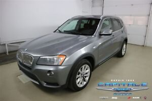 2011 BMW X3 xDrive35i *4X4 AWD BLUETOOTH*