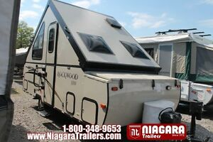 2014 Forest River Rockwood A194 Tent Trailer