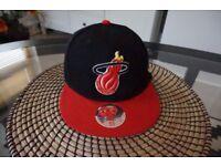 Mitchell & Ness Miami Heat Snapback   One size