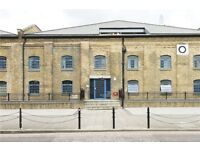 A gorgeous and modern 1 double bedroom apartment in a popular warehouse conversion in Royal Victoria