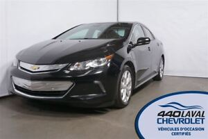 2017 Chevrolet Volt Electric **PREMIER, CUIR, GPS ,CAMERA **