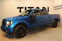 2013 Ford F-150 FX4, Auto, Leather, Appear Pack, Blue,  Sunroof