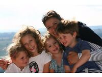 Looking for Experienced Positive Live-In Nanny for 4 kids in leafy, buzzing SW London