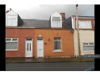 2 bedroom house in Castlereagh Street, Sunderland, SR3 (2 bed)