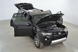 2018 Toyota 4Runner TRD OFF Road ,cuir,toit ouvrant,camera recu
