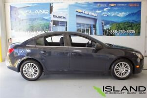 2014 Chevrolet Cruze Eco | All Weather Mats | Back-up Cam | Blue