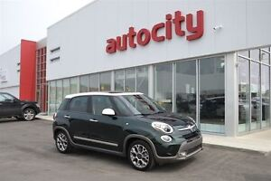 2014 Fiat 500L Trekking | Affordable | Power Options | Sunroof |