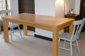 NEXT large dining kitchen table good condition