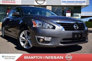 2015 Nissan Altima 2.5 SL *Leather, Navigation, Blind Spot Warni