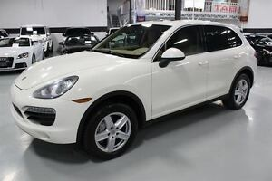 2012 Porsche Cayenne S | NAV | BACKUP | CLEAN CARPROOF