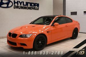 2013 BMW M3 COMPETITION PACK + GARANTIE + CARBON + DAMPING CON