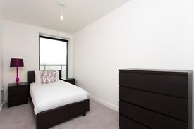 ** Brand New 3 Bedrooms on the 20th Floor- Panoramic views - Designer Furnishings - Gym Included!!**
