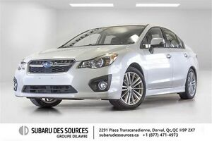 2013 Subaru Impreza 4Dr Limited Pkg 5sp VENDU/SOLD