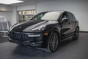 2016 Porsche Cayenne Turbo Premium Plus Package