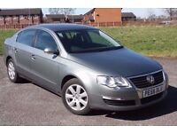 2006 (56) VW PASSAT SE 2.0 TDI, 140BHP, AUTO, DIESEL, 1 OWNER, CAMBELT DONE, FULL SERVICE HISTORY !!
