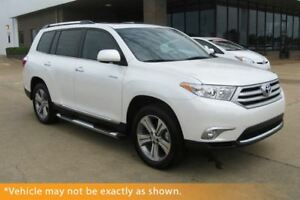 2011 Toyota Highlander Limited AWD 7-Passenger Nav Heated Leathe