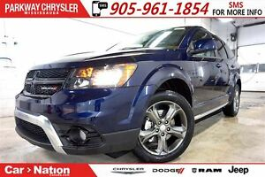 2017 Dodge Journey Crossroad| NAV| DVD PLAYER| BRAND NEW|