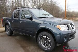 2015 Nissan Frontier PRO4X Leather/ Navigation/ Sunroof/ Box Lin Prince George British Columbia image 5