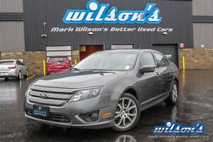 2012 Ford Fusion SEL LEATHER! SUNROOF! HEATED SEATS! NEW TIRES!
