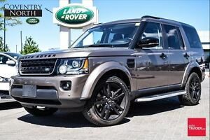 2016 Land Rover LR4 BLACK PACK|VISION PACK|7 PASS