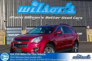 2014 Chevrolet Equinox LT LEATHER! REAR CAMERA! HEATED SEATS! RE