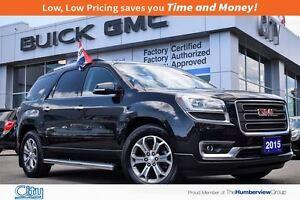 2015 GMC Acadia SLT|Leather|7 Passenger|All Wheel Drive