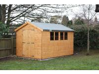 shed/summerhouses/log cabins