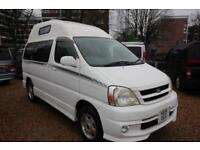 Toyota Hiace Mistral Camper 4x4 (white) 2001