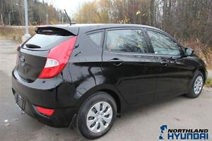 2016 Hyundai Accent Auto/LOW KMS/AUX/ECO/Traction Control Prince George British Columbia image 7