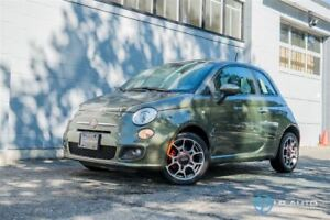 2013 Fiat 500 Sport! A/C! Easy Approvals!