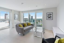BRAND NEW 2 BED - GLASSHOUSE GARDENS E20 - STRATFORD WESTFIELD CITY BOW MILE END
