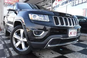 2015 Jeep Grand Cherokee Limited   Heated seats   Back-up camera
