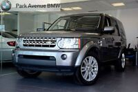 2011 Land Rover LR4 HSE LUX 7 PASSAGERS
