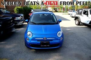 2016 Fiat 500 Pop CERTIFIED & E-TESTED!**WINTER SPECIAL!**  HIGH