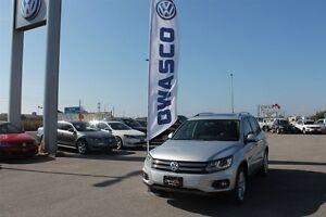 2013 Volkswagen Tiguan 2.0 TSI Comfortline w/ Sport Package & 4M