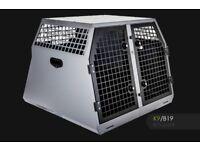 TransK9 Crash-tested dog crate
