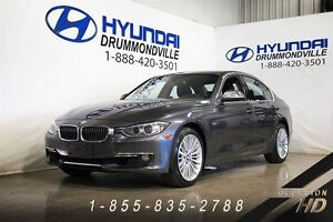 2013 BMW 328 i xDrive + LUXURY LINE + NAVI + TOIT + CUIR + MAGS