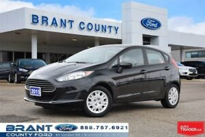 2015 Ford Fiesta S - CLEAN CARPROOF