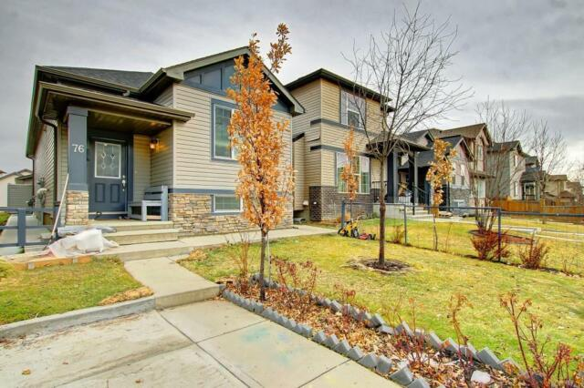 76 SADDLEBROOK CI NE Saddle Ridge, Calgary, Alberta ...