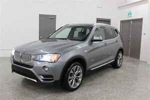 2016 BMW X3 xDrive28i - Accident free, BMW Warranty
