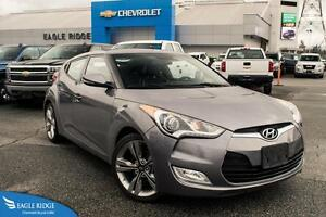 2015 Hyundai Veloster Leather & Backup Camera