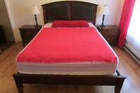 MOVING-COMPLETE BEDROOM SET
