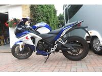 250 sports bike. Excellent condition.