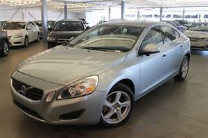 2012 Volvo S60 T5 LEVEL II 4D Sedan at CUIR, TOIT OUVRANT