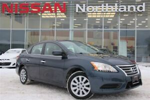 2013 Nissan Sentra 1.8/S/AUX/USB/Power Locks+Windows
