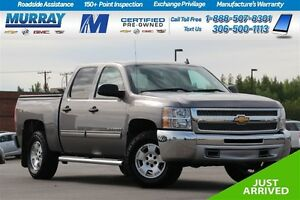 2013 Chevrolet Silverado 1500 LT*HEATED MIRRORS,KEYLESS ENTRY*