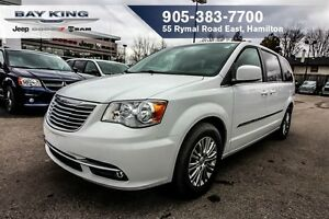 2015 Chrysler Town & Country TOURING L, STOW N'GO, HTD SEATS, RE